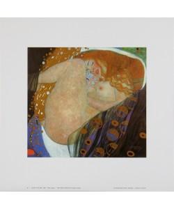 Gustav Klimt, Danae - 1907/08