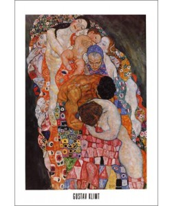 Gustav Klimt, Death and Life, 1911