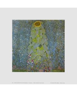 Gustav Klimt, Die Sonnenblume - 1906/07