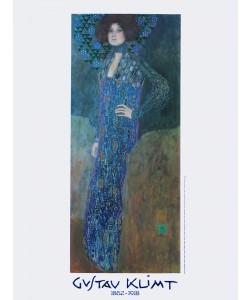 Gustav Klimt, Emilie Flöge