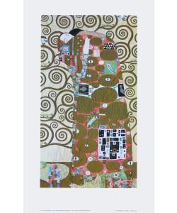 Gustav Klimt, Erfüllung - groß