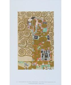 Gustav Klimt, Erfüllung - klein