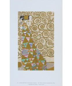 Gustav Klimt, Erwartung - 1905-09