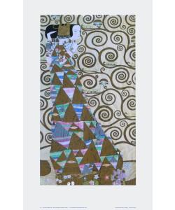 Gustav Klimt, Erwartung - groß