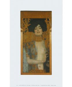 Gustav Klimt, Judith I - 1901
