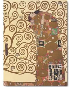 Gustav Klimt, L´Abbraccio I