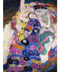 Gustav Klimt, Le Vergini