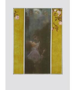 Gustav Klimt, Liebe, 1895