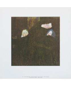 Gustav Klimt, Mutter mit Kindern - 1909/10