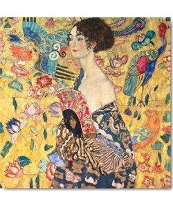 Gustav Klimt, Ritratto di Signora