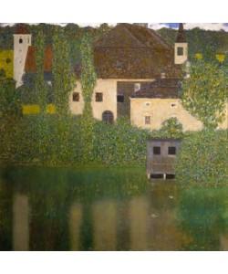 Gustav Klimt, Schlosskammer am Attersee