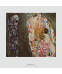 Gustav Klimt, Tod und Leben - 1911/15