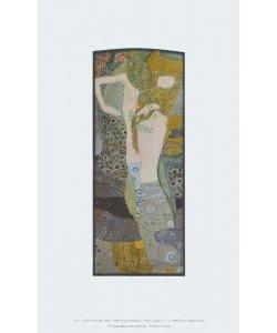Gustav Klimt, Wasserschlangen I - ca.1904