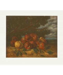 Gustave Courbet, Apfelstillleben