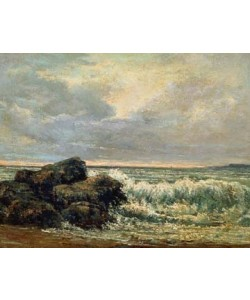 Gustave Courbet, Die Welle