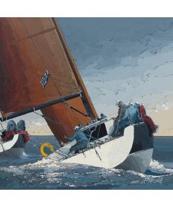 Guy Dekeryver, Au rappel sur Tribord