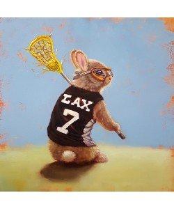 Lucia Heffernan, Lax Bunny