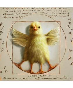 Lucia Heffernan, Vitruvian Chick