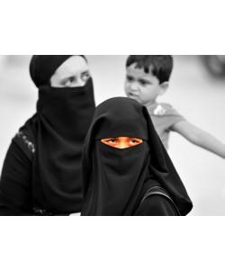 Hady Khandani, COLORSPOT - ARAB WOMAN