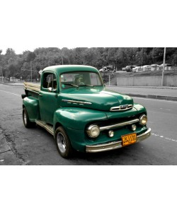 Hady Khandani, COLORSPOT - OLD FORD
