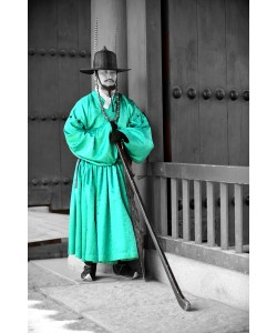 Hady Khandani, COLORSPOT - PALACE GUARD SEOUL - SOUTH KOREA 1