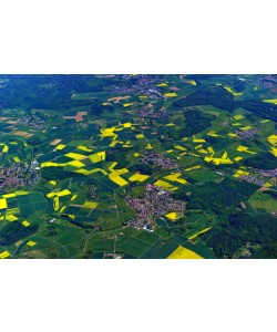 Hady Khandani, GEO ART - FIELDS AROUND FRANKFURT - GERMANY 1