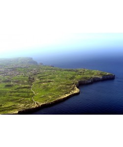 Hady Khandani, GEO ART - NORTHERN CLIFF OF GOZO - NORTHERN ISLAND OF MALTESE ARCHIPELAGO 1