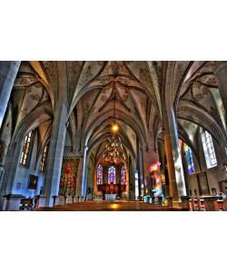 Hady Khandani, HDR - INSIDE CHURCH