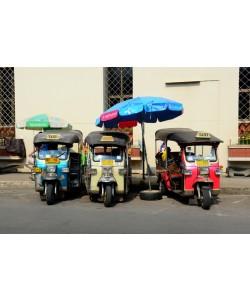 Hady Khandani, THREE TUC TUC - MAEKLONG - THAILAND