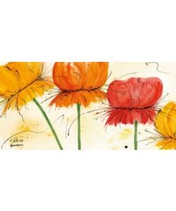 Haigermoser Sylvia, Blumen Fantasie I
