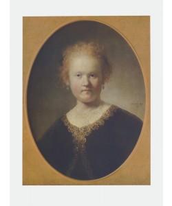 Harmensz. van Rijn Rembrandt, Die Schwester des Künstlers