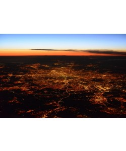 Hady Khandani, 20131024 073339 AERIAL LONDON by night ENGLAND
