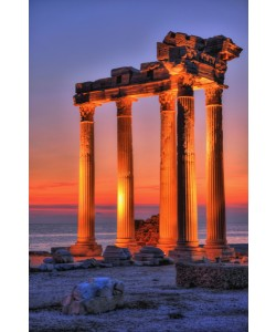 Hady Khandani, APOLLON TEMPLE - SIDE - TURKEY