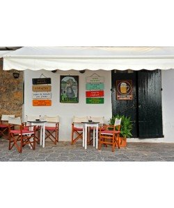 Hady Khandani, BAR CAFE - IBIZA OLD TOWN - SPAIN