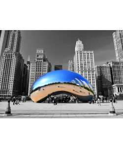 Hady Khandani, COLORSPOT - CLOUD GATE CHICAGO