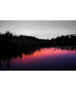 Hady Khandani, COLORSPOT - SUNSET MECKLENBURG LAKE DISTRICT