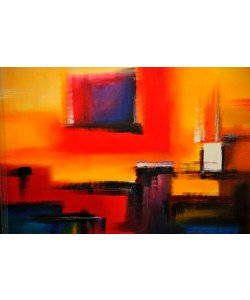 Hady Khandani, PAINTING - ABSTRACT 7