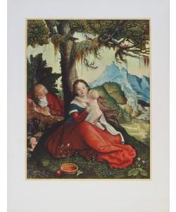 Hans Baldung, Die Heilige Familie
