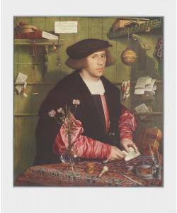 Hans Holbein, Kaufmann Gisze