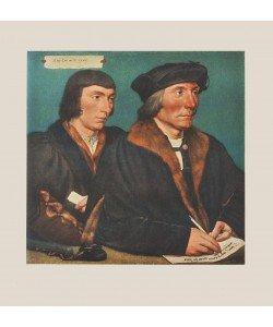 Hans Holbein, Sir Thomas Godsalve und sein Sohn