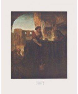 Harmensz. van Rijn Rembrandt, Jesus und die Samariterin