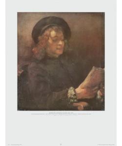 Harmensz. van Rijn Rembrandt, Titus, der Sohn des Künstlers