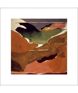 Helen Frankenthaler, Nature abhors a vacuum