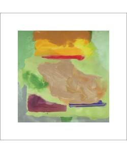 Helen Frankenthaler, Spring Bank