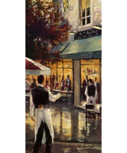 Heighton Brent, 5th Ave Cafe