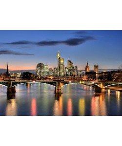 Heino Pattschull, Frankfurter Skyline