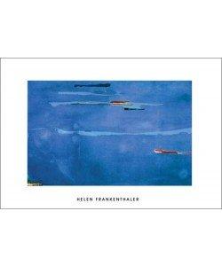 Helen Frankenthaler, Ocean drive west # 1, 1974 (Büttenpapier)