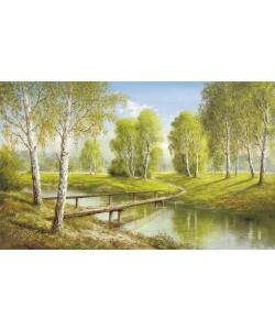 Helmut Glassl, BRIDGE INTO PARADISE