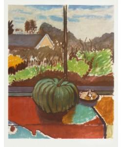 Henri Matisse, Der Kürbis