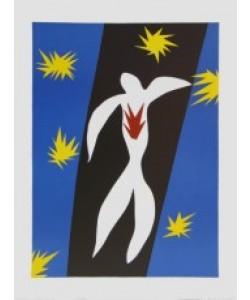 Henri Matisse, Der Sturz des Ikarus